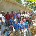 Building a new home in Haiti